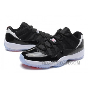 For Sale Air Jordan 11 Retro Low Black/Infrared 23-Pure Platinum Online 2014 Authentic