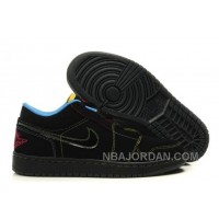 Air Jordan 1 Low Phat Black Green Bean Varsity Red New Blue Super Deals