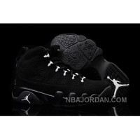 New Air Jordan 9 GS Anthracite/White-Black For Sale