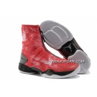 Air Jordan 28 Basket Pas Cher Homme Rouge Best