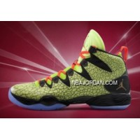 Air Jordan 28 (XX8) SE Volt Ice/Metallic Gold-Black-Infrared 23 656249-723 Free Shipping