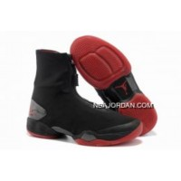 Air Jordan XX8 (28) Black/Red Authentic