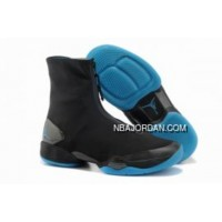 Air Jordan XX8 (28) Black/Blue Authentic
