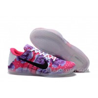 """Nike Kobe 11 """"Aunt Pearl"""" Mens Basketball Shoes Authentic"""
