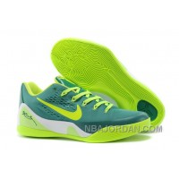 Nike Kobe 9 Low EM Green/Neon Green For Sale Top Deals