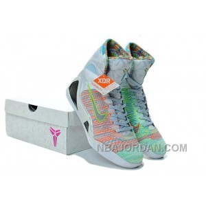 Kobe 9 What The Kobe 9 Elite XDR Shoes Rainbow For Sale Online