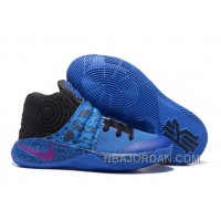 Nike Kyrie 2 Royal Blue/Purple-Black Super Deals