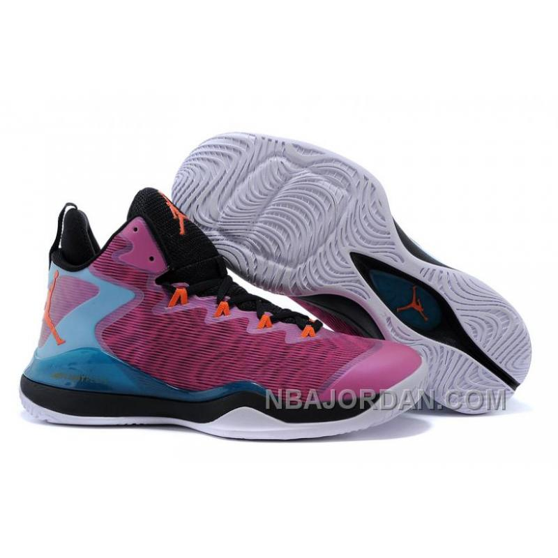 Blake Griffin Shoes Jordan Super.Fly 3X South Beach, Price ...