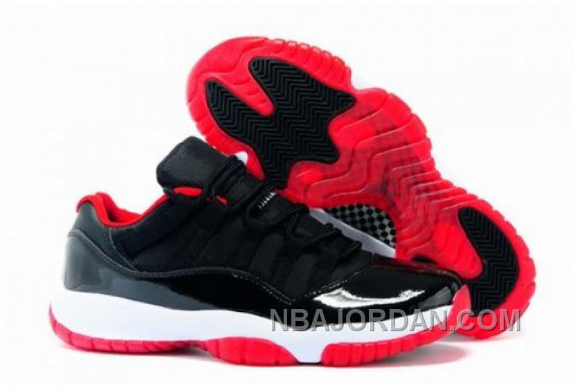 Air Jordan XI (11) Retro Low-75 Free Shipping
